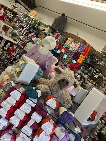 Mostyn, UK: Abakhan Fabrics Hobby & Home