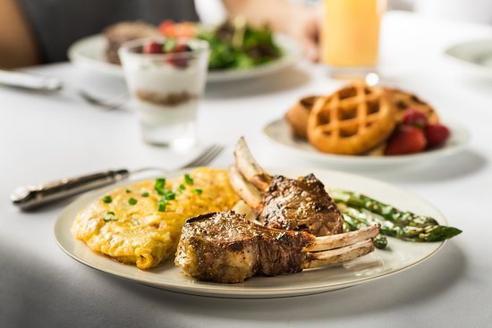 Fogo de Chão Brazilian Steakhouse: Now serving made-to-order omelets and Belgian waffles at Weekend Brunch.