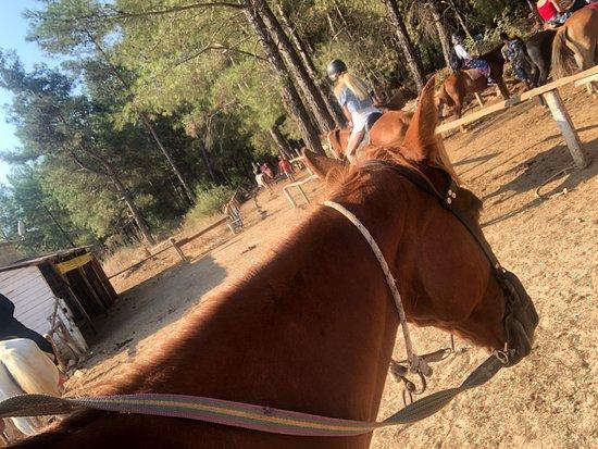 Dumanlar Horse Riding