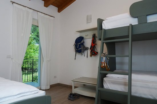 Voiandes, Italia: Two-bedroom apartment - second bedroom