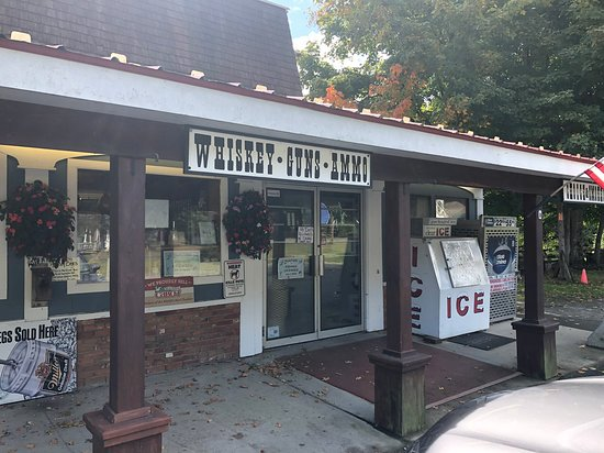 Proctorsville, VT: Front door