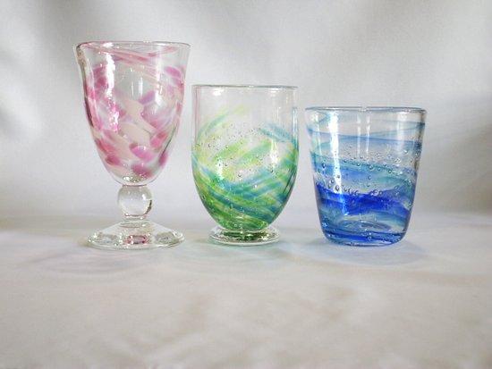 Katsunuma Glass Kobo Garasuya