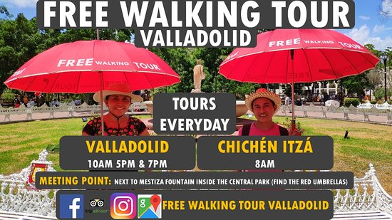 Free Walking Tour Valladolid