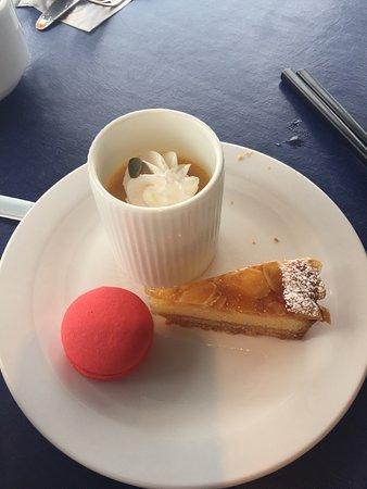 Buffet lunch at Sky cruise at Kaihinmakuhari