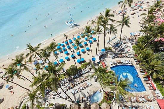 Outrigger Waikiki Beach Resort Hotel