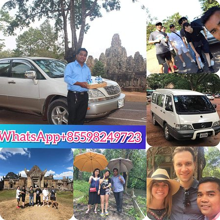 Siem Reap Professional Driver