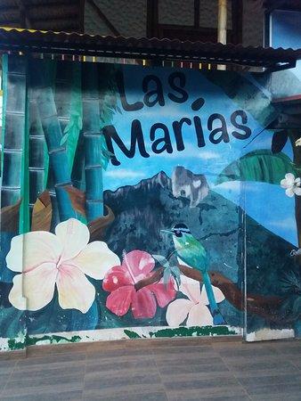 Quinchia, Kolumbien: MURAL DEL ESTABLECIMIENTO