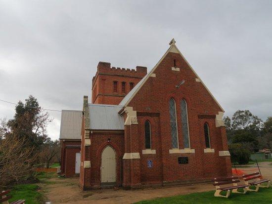St Pauls Church Euroa