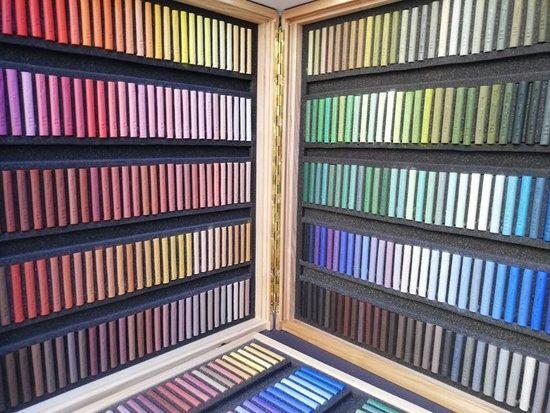 Galerie d'art Pastels Girault