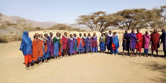 Monduli, Tanzania: Maasai cultural ways of living