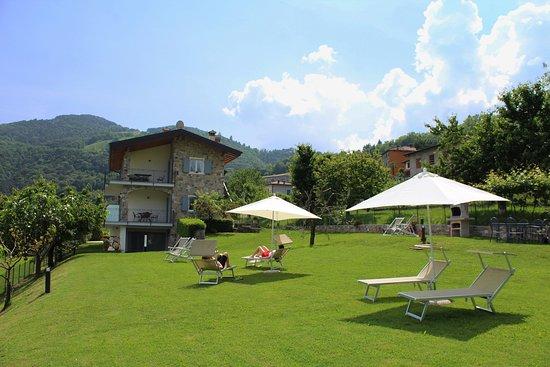 Voiandes, Italia: Garden