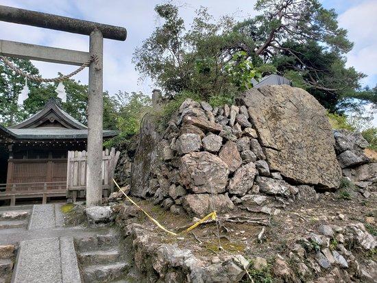 Karasawayama Castle Ruins