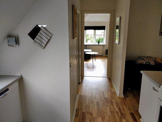 Hovedgård, Danmark: Hall - Apartment N4