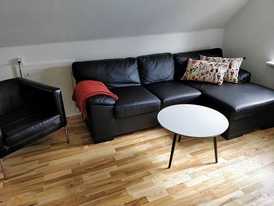Hovedgård, Danmark: Livingroom - Apartment N4