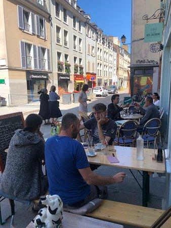 Fotografie Le Café des JACOBINS