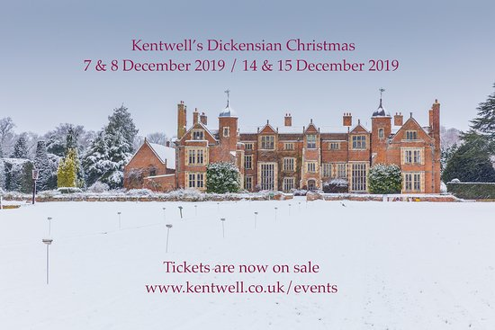 Kentwell Hall: Dickensian Christmas for a great family festive day out.
