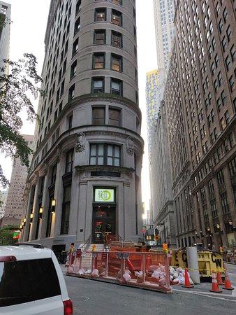 Wall Street Court New York City Ertekelesek Tripadvisor