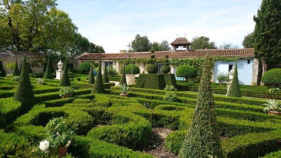 Thire, Francia: Jardins du Bâtiment de William Christie