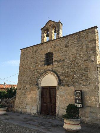 Chiesa della Madonna del Carmelo ( XV-XVI sec. ) Suelli.