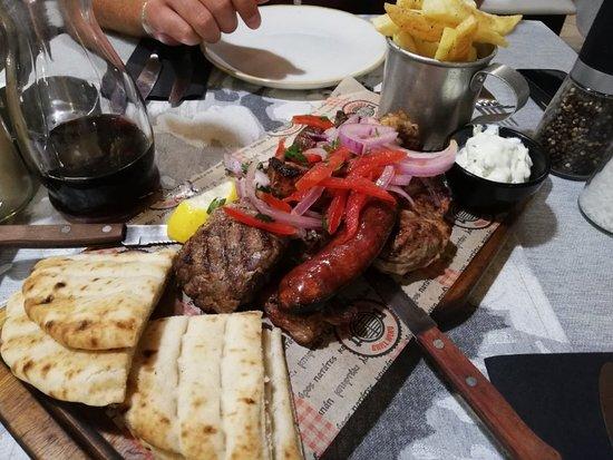 Grigliata di carne oooook!