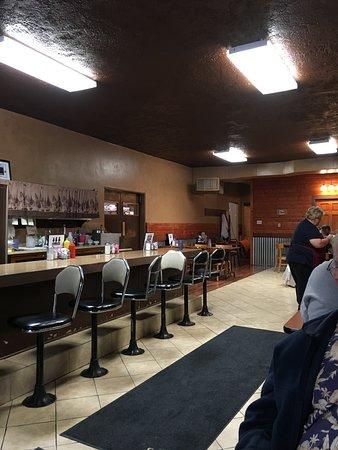 Townsend, MT: Inside.