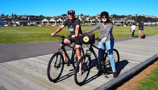 ‪Napier City Bike Hire & Tours‬