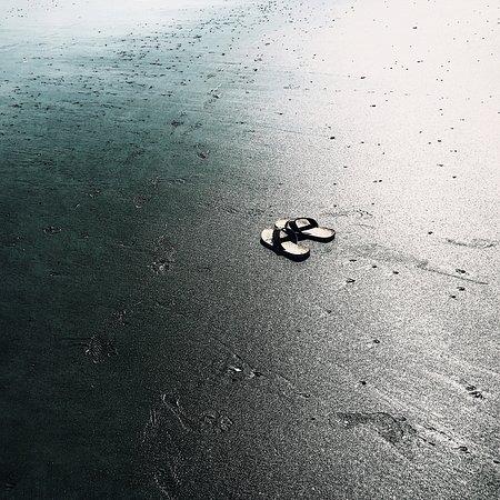"""Rye Beach, NH: """"Rubber Feet""""  ©Ronald Trahan  LifeSpyer.blogspot.com"""