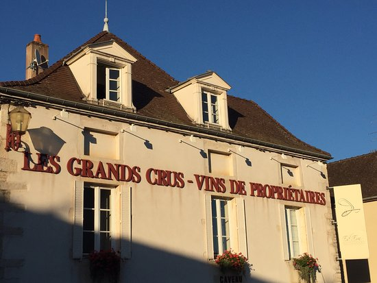 Bilde fra Chassagne-Montrachet