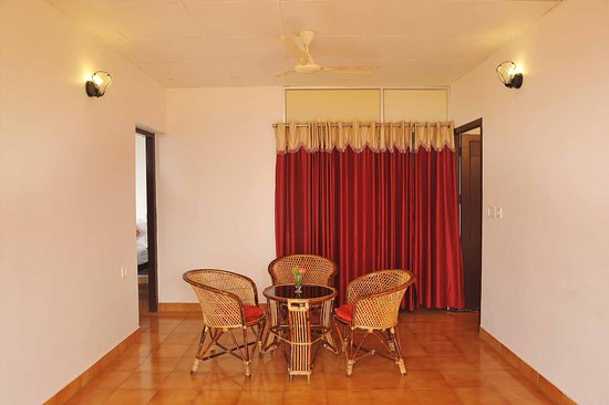 Ayshadra Mountain Resort: Living Room