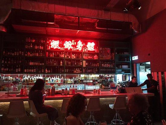 Ping Pong 129 Gintoneria Hong Kong