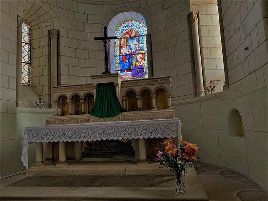 L'Eglise Saint Marie-Madeleine