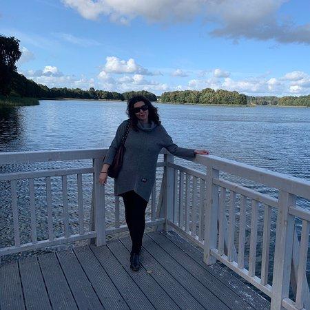 Tuchomie, Polen: Jezioro Tuchom🙂