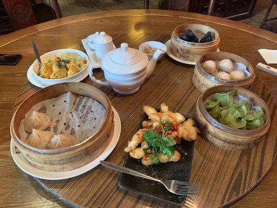 Divine dumplings