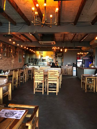 Garage Inc New Delhi Restaurant, Ideal Furniture Farmingdale Reviews