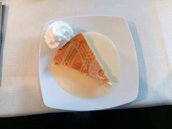 Saint Sever, ฝรั่งเศส: Gâteau Basque.