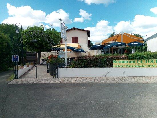 Saint Sever, ฝรั่งเศส: L'extérieur.