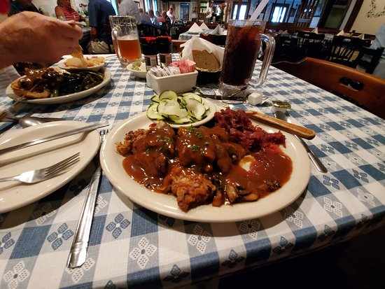 Horst Gasthaus German Restaurant And Bar North Myrtle Beach