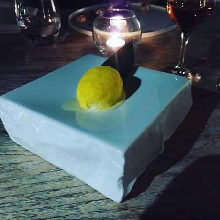 Pietramare Natural Food Restaurant: Limone femminiello