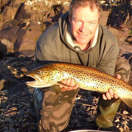Ballinamore, أيرلندا: Pike and Trout fishing Leitrim Ireland 