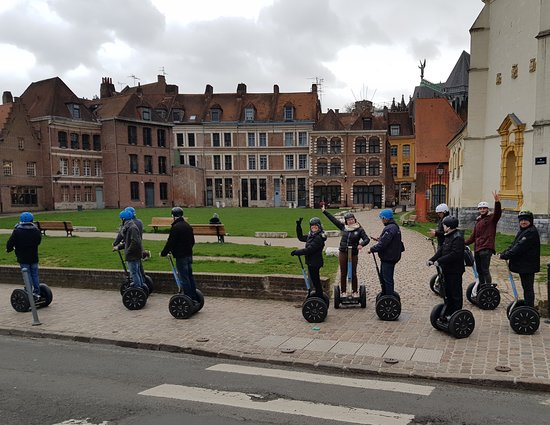 Mobilboard Segway Lille