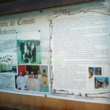 Convento di Montecreto (Modena).
