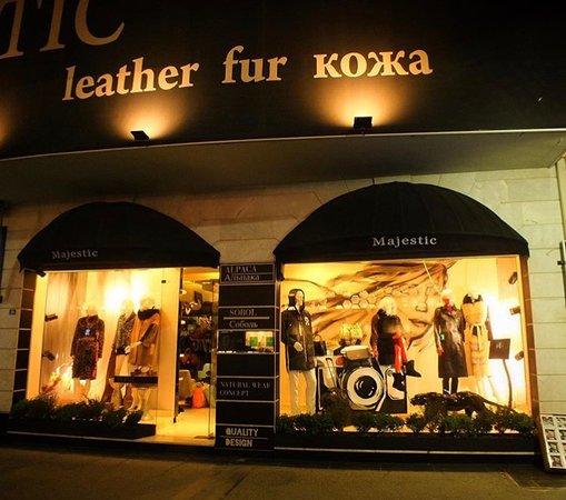 Majestic Leather Кожа