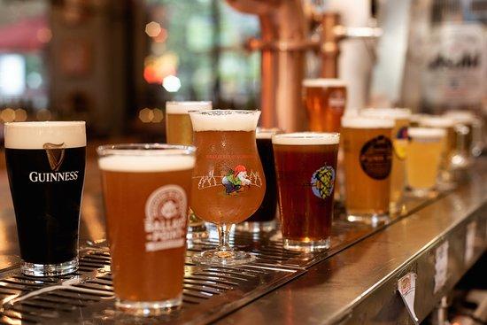 The Beer Bridge: .