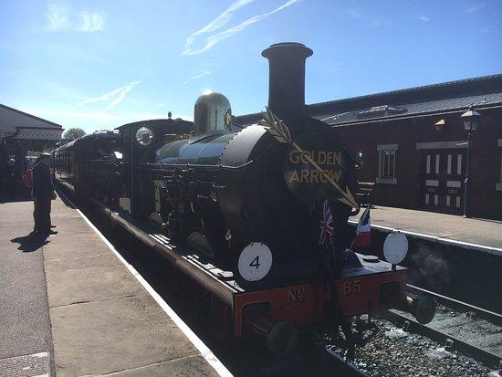 hotels near bluebell railway sussex