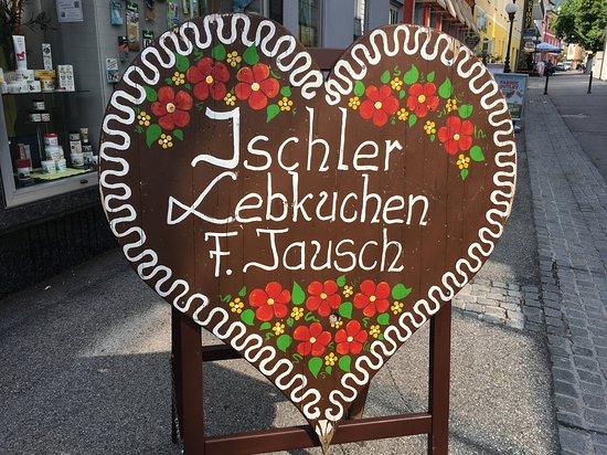 Ischler Lebkuchen - Franz Tausch