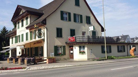 Niederweningen, Ελβετία: Restaurant Lowen