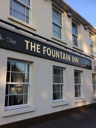 Pontarddulais, UK: The Exterior of the premises