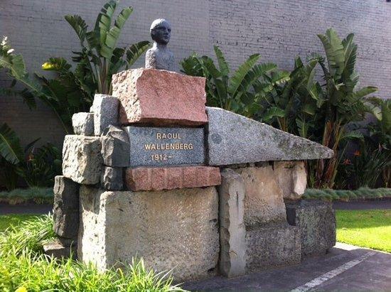 Raoul Wallenberg Garden