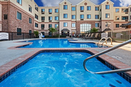 Staybridge Suites San Antonio Nw Near Six Flags Fiesta