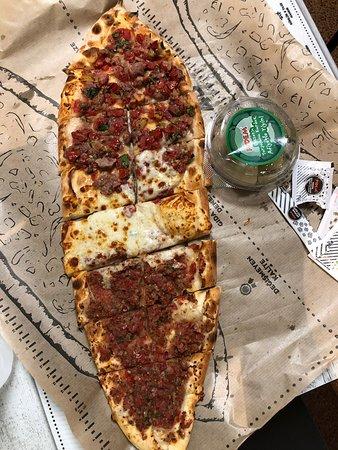Pizza en Turquía